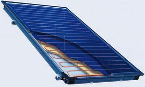 Солнечный коллектор для отопления дома