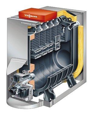 Устройство газовых котлов отопления