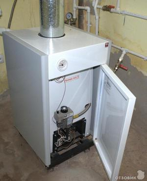 Газовый котел ксг 16 инструкция