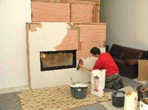 Камины для отопления дома как альтернатива центральному отоплению
