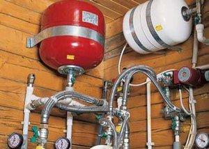 Мембранные расширительные баки для систем отопления