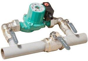 Мощность водяного насоса для отопления