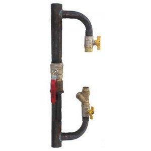 Байпасный клапан в системе отопления
