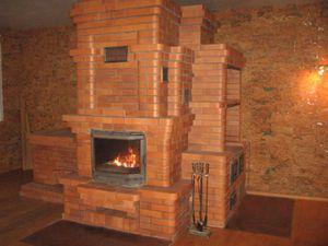 Кирпичная отопительная печь для дачи своими руками фото 633