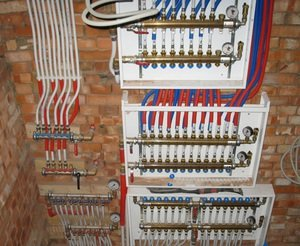 Отопление многоквартирного дома схема фото 464