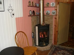 Печи для отопления дома на дровах своими