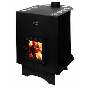 Печи длительного горения для отопления дома своими руками