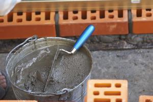 Цементный раствор печи шарап бетон