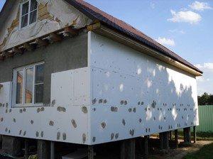 Утепляем дом снаружи фото