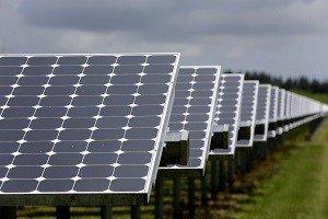 Солнечные батареи смешанного вида