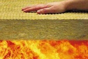 Выбираем негорючий утеплитель для стен и потолка: советы и рекомендации