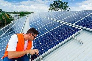 Установка солнечных панелей: правила сборки, способы крепления и соединения