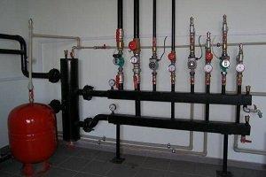 Гидрострелка с коллектором: преимущества использования и особенности выполнения конструкции