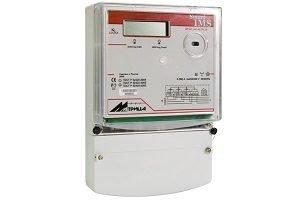 Трехфазный электросчетчик NP545