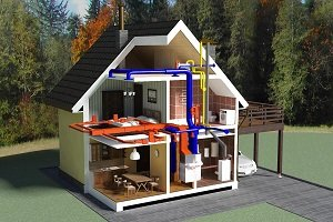 Подпитка системы отопления: основные функции технического узла