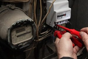 Замена счетчика электроэнергии за чей