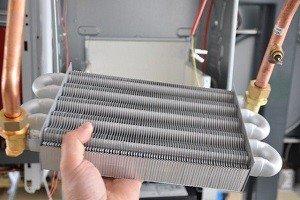 Очистка бытовых теплообменников domicompact теплообменник