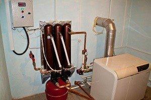 Индукционный нагреватель воды своими руками