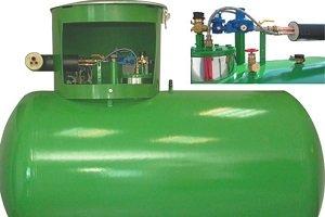 Газовый редуктор для газгольдера: особенности устройства и меры по уходу