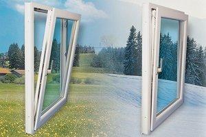 Зимний и летний режимы пластиковых окон: преимущества настройки и пошаговая инструкция по выполнению