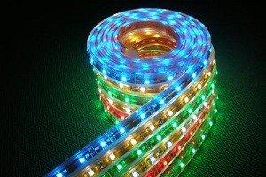 Ленточные светодиоды