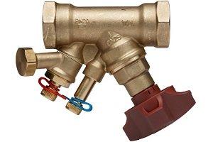 Балансировочный клапан для системы отопления: что это такое и в каких случаях он необходим