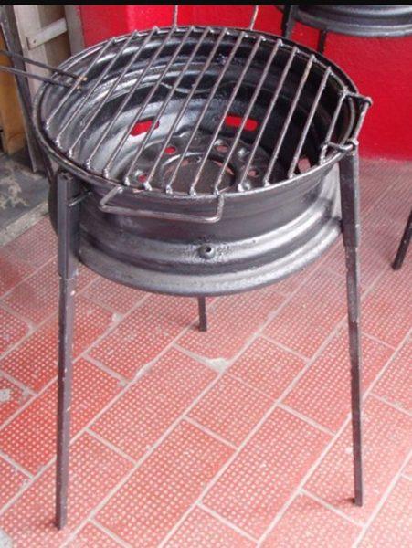 Печка для мангала