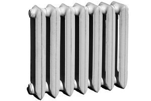 Чугунные радиаторы сколько весит