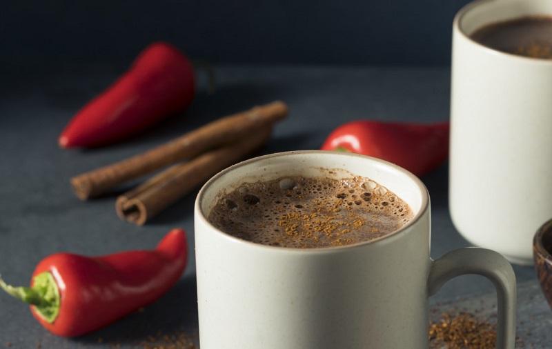 Кофе с острым перцем и медом