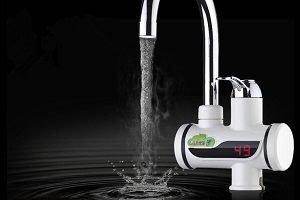 Электро краны на воду