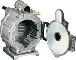 Конденсационные котлы теплообменник Кожухотрубный испаритель Alfa Laval FEV-HP 2010/1 Шахты
