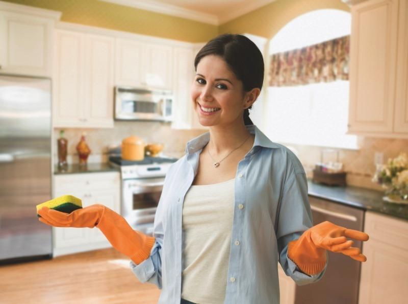 8 секретов быстрой и простой уборки в доме, о которых мало кто знает