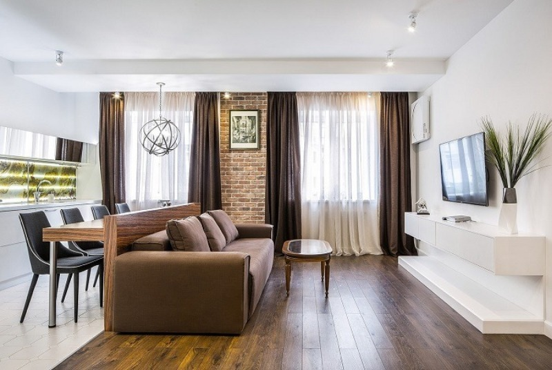 7 простых способов зонировать комнату, которые обойдутся недорого