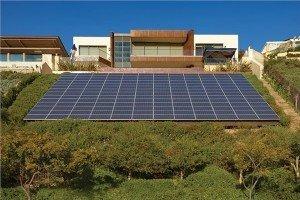 Как установить солнечную панель