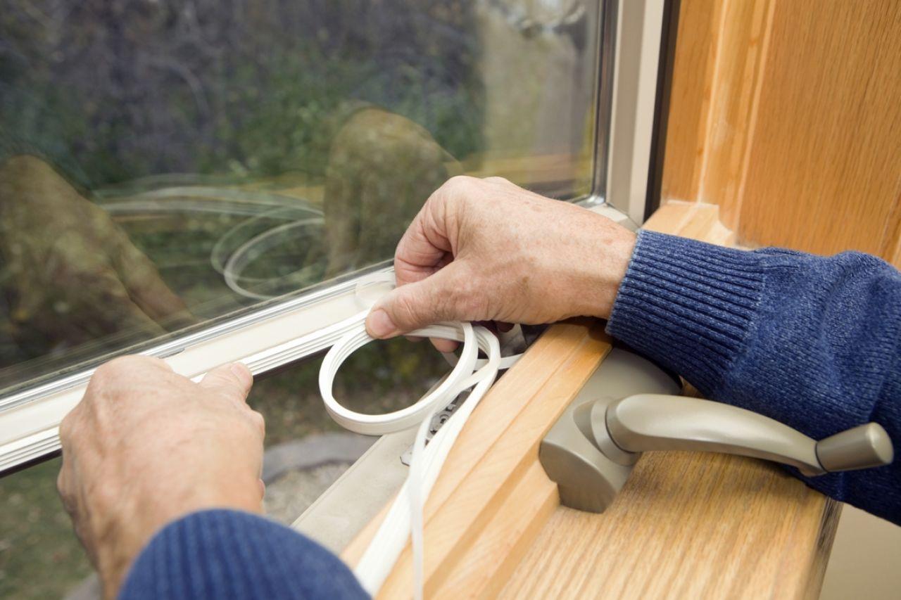 Утеплить пластиковые окна своими руками фото 497