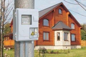 Установка счетчика электроэнергии на улице на столбе: необходимые условия и этапы монтажа