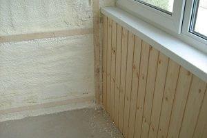Пена утеплитель для стен в баллонах
