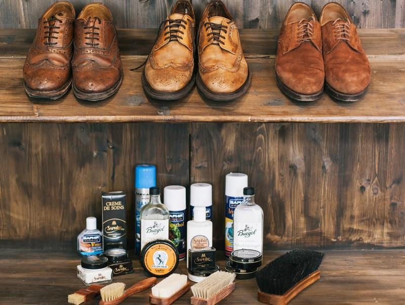 Как почистить любую обувь не покупаю специальных средств