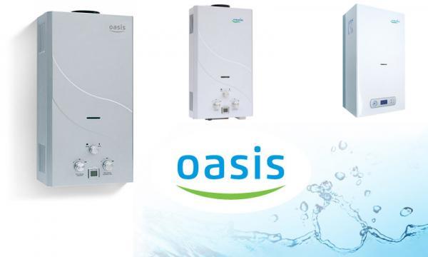 Газовая колонка Оазис (Oasis) — достойный выбор водонагревательного оборудования