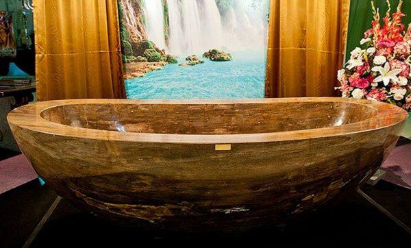 Самые дорогие ванные в мире