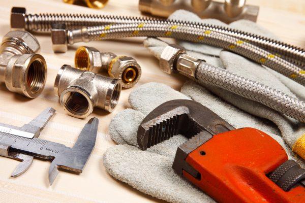 Примерный перечень инструментов для ремонта трубы
