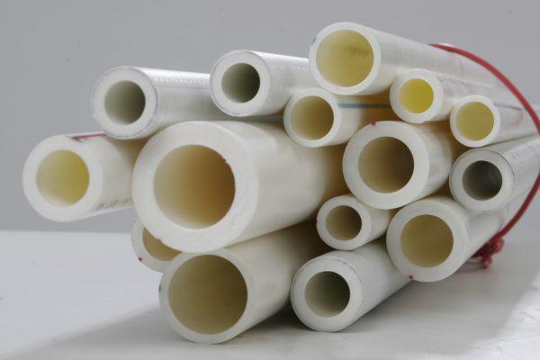 Полипропиленовые трубы разного диаметра