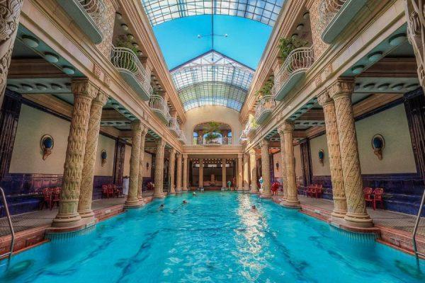 самые красивые бани мира