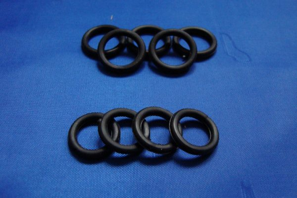 Резиновые кольца из гусака