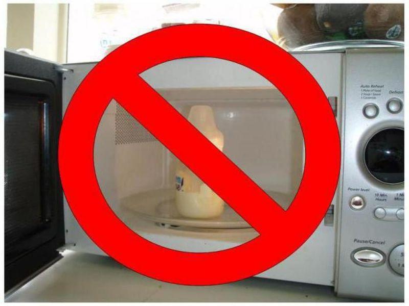 Можно ли греть грудное молоко в микроволновке: опасность или миф?