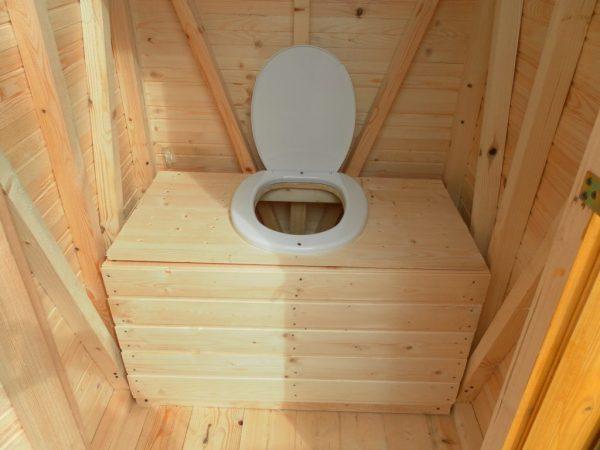 Сидение для дачного туалета
