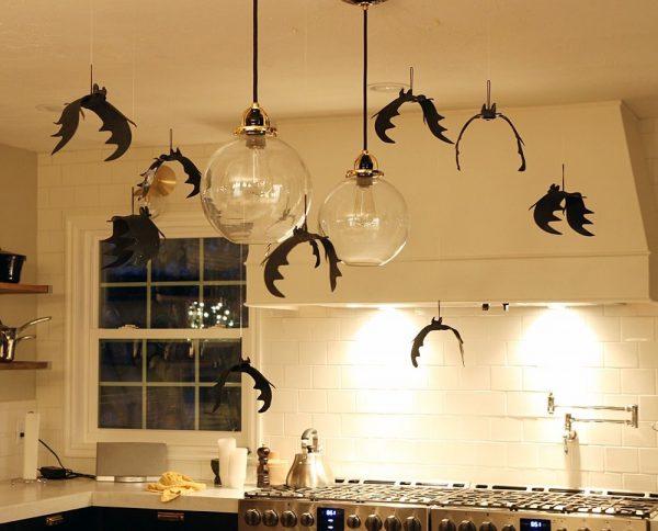 кухня на хэллоуин