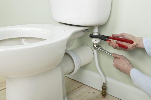 Присоединение сантехники к канализации