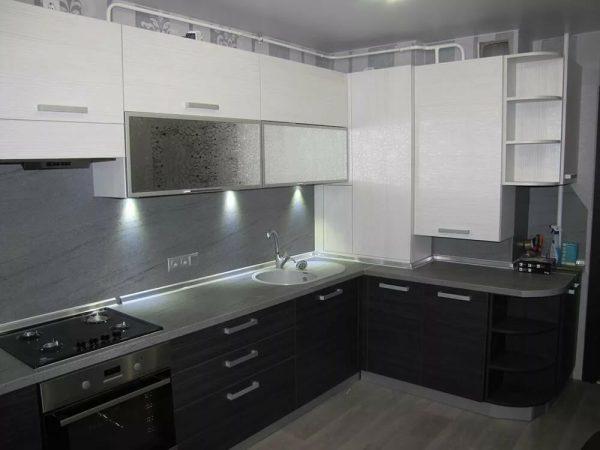 Кухня в современнмо стиле
