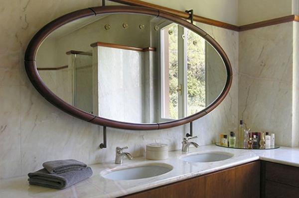Обновление интерьера ванной комнаты
